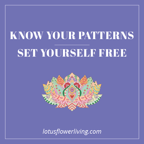 Know Your Patterns - Set Yourself Free