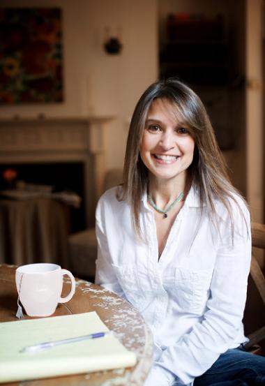 Julie Matheson, Author of Lotus Flower Living